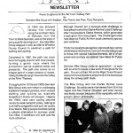 Newsletter continued