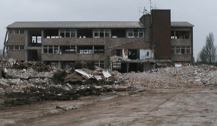 The Richard Jefferies' school – a Personal Memory
