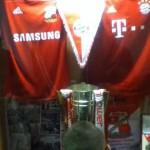 Sporting swindon - STFC CG