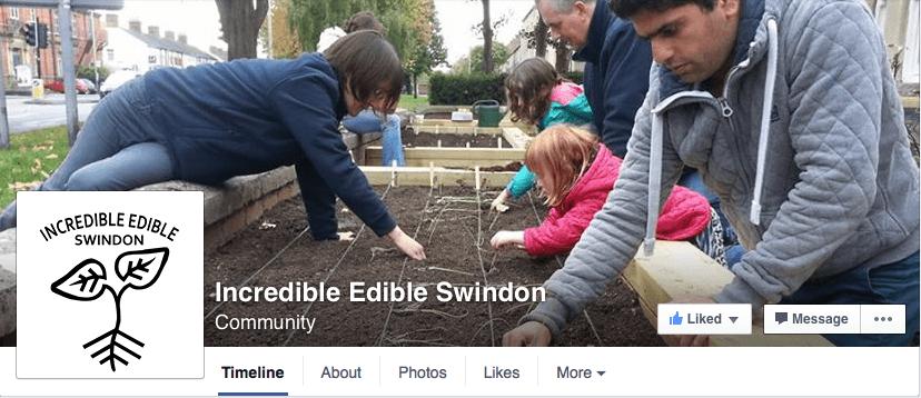 Incredible edible Swindon