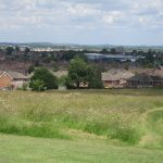 View across to Highworth