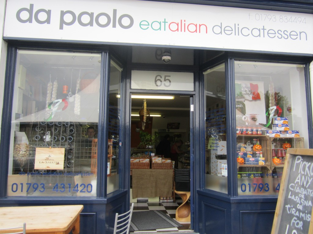 DaPaolo Italian Delicatessen Swindon