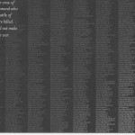 The names of The Few
