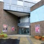 picture of Wyvern theatre entrance