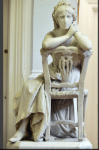 charlotte corday statue swindon town hall
