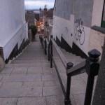 Dixon Street steps