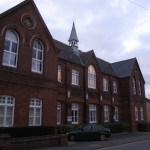 Gilbert Street school as was