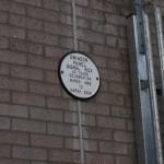 signal box plaque