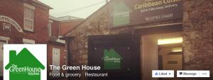 screen shot from Greenhouse kitchen Caribbean restuarant