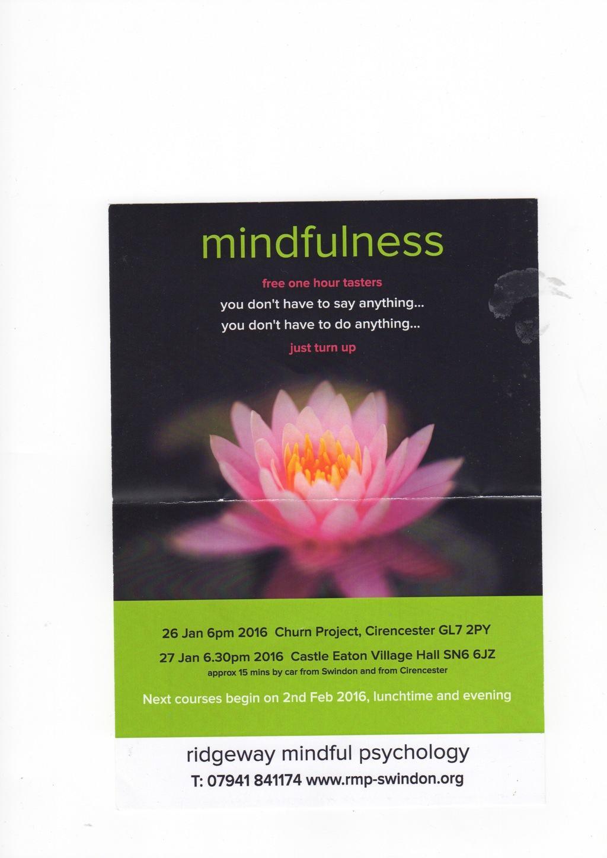 Ridgeway Mindful Psychology