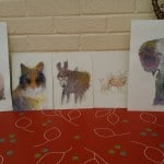 paintings of animals