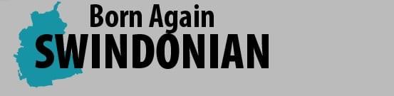 born again swindonian logo