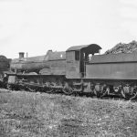 Locomotive Broome Manor 1938