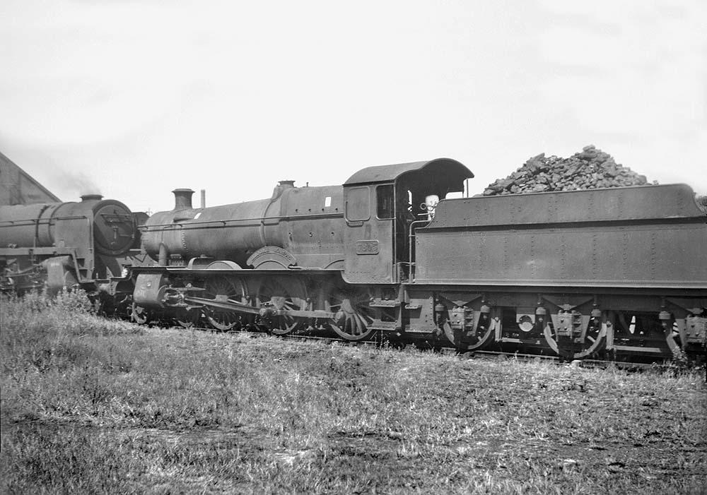 Locomotive Broome Manor 1938