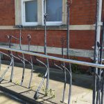 R 7 - iron railings swindon dance
