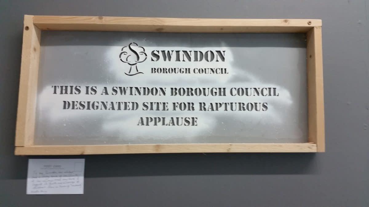 Made in Swindon Art Trail: Part 1