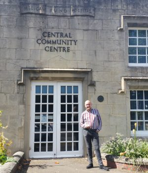 Michael Scott and central community centre