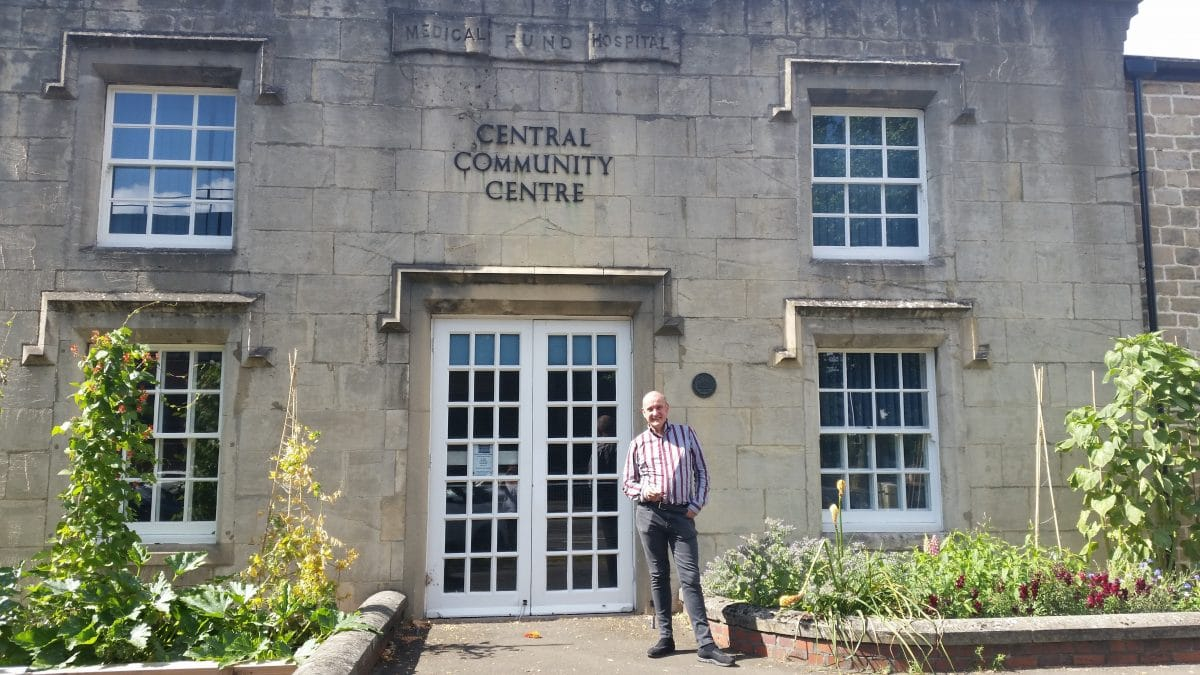 Community Development Co-ordinator: central community centre