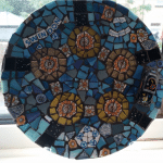 Magic roundabout mosaic