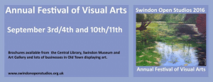 Swindon Open Studios