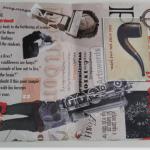 Da Da Marcel Duchamp -Poetry programme - reverse
