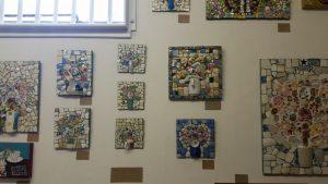 Paula Sullivan mosaics
