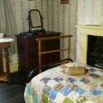 The lodger's room