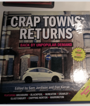 Crap towns book
