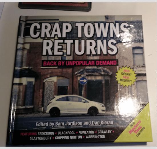 Swindon: not a crap town