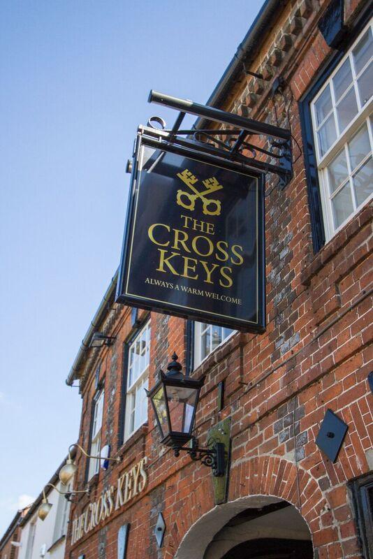 Revamped & Reopened: Cross Keys Inn Wootton Bassett
