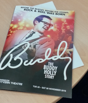 Buddy Holly musical