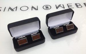 bog-oak-and-kauri cufflinks