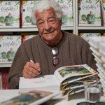 Antonio carluccio book signing