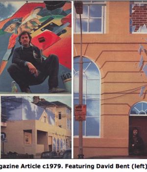 David bent & ken white The Telegraph 1979