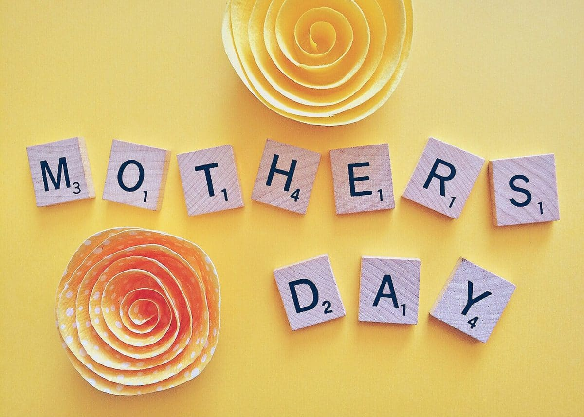 Shop local for Mothering Sunday