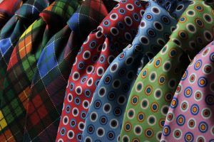 Reshma Field: Personal Stylist - selection of mens neckties