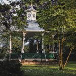 Band stand in Town gardens