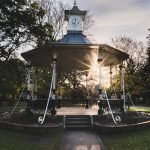 Bandstand Town Gardens 2