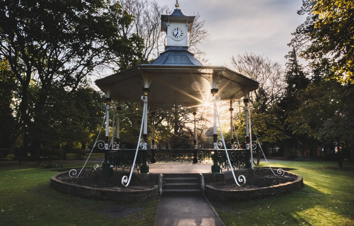 Swindon Town Gardens