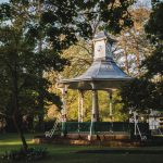 Bandstand Town Gardens 3