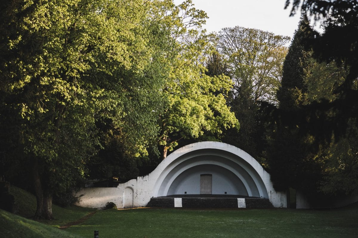 Concert Bowl Town Gardens -3
