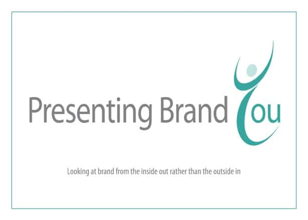 Presenting: Brand 'You'