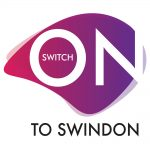 Switch on to Swindon logo - switch on to swindon stories