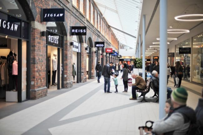 SWINDON SHOPPING – SEVEN REASONS WHY IT'S RATHER GOOD!
