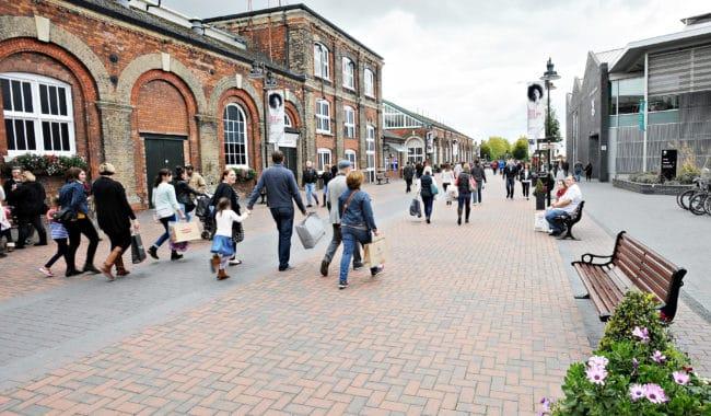 the designer outlet centre swindon