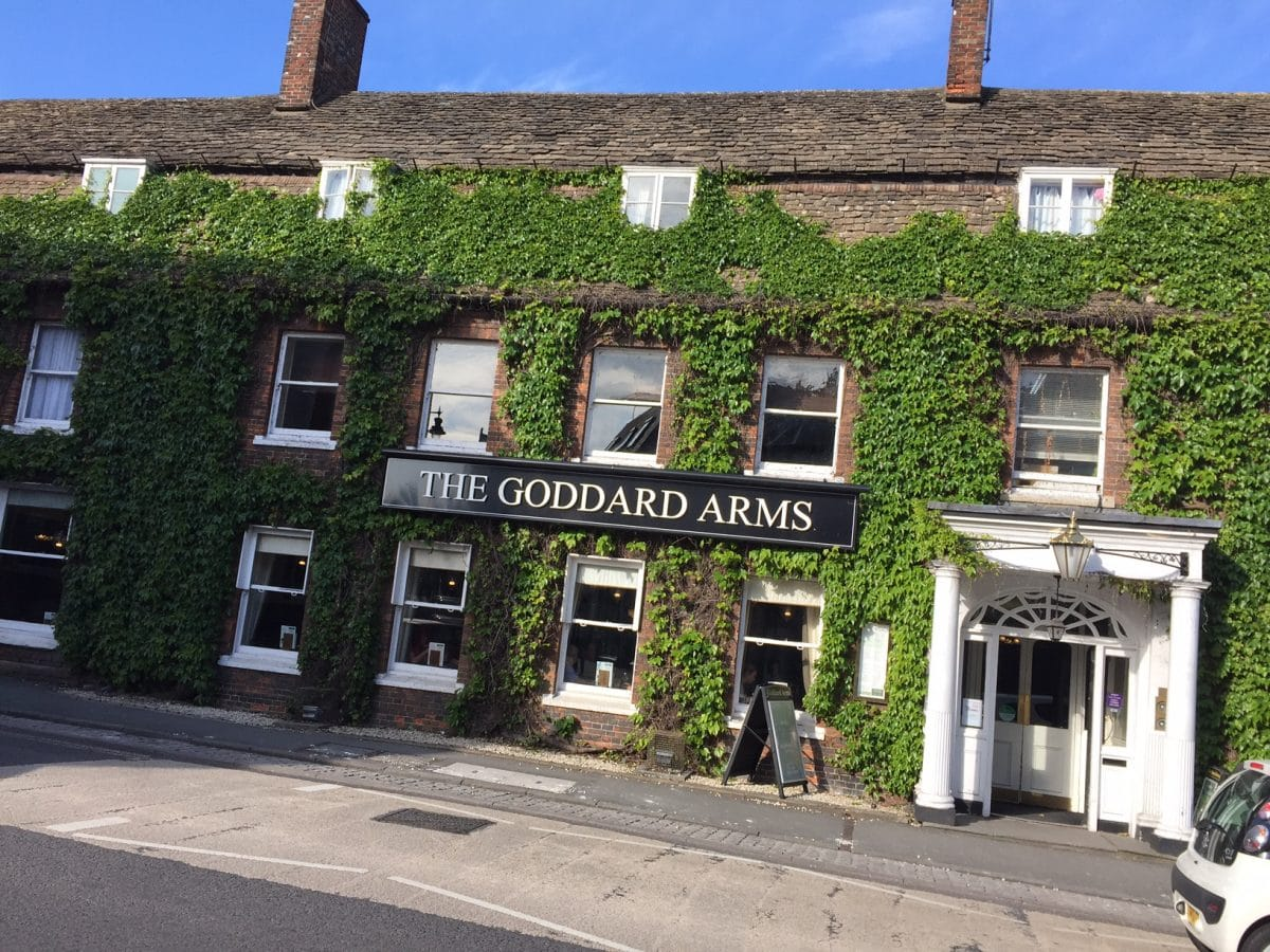 The Goddard's Arms Old Town