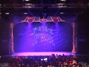 Wyvern Theatre Peter Pan Panto