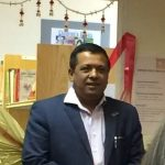 Pradeep, Swindon Hindu temple chairman
