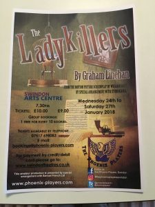Phoenix players - The Lady Killers
