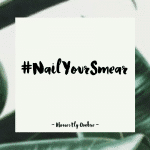 nail your smear with honestly ombre